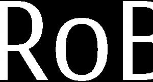 RoB White Logo