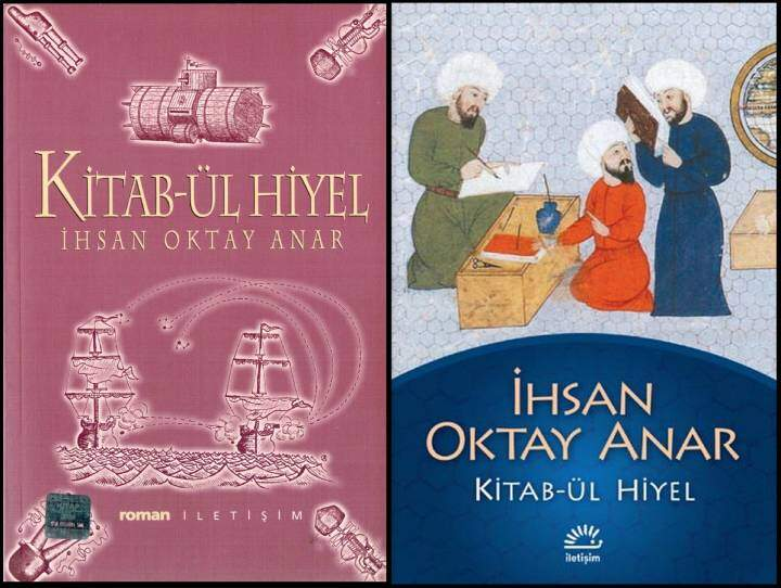 The Book of Devices Turkish Book Covers