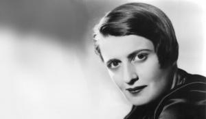 a Photo of Ayn Rand