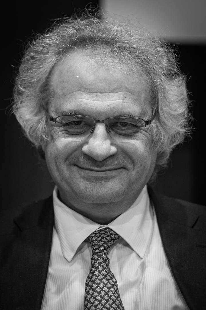 A Photo of Amin Maalouf