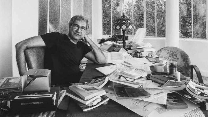 While Orhan Pamuk was immersed in his novel works.