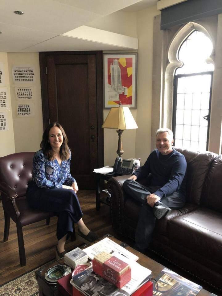 Dana Suskind and John List